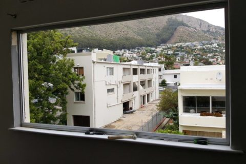 Fresnaye Apartment Windows Replaced