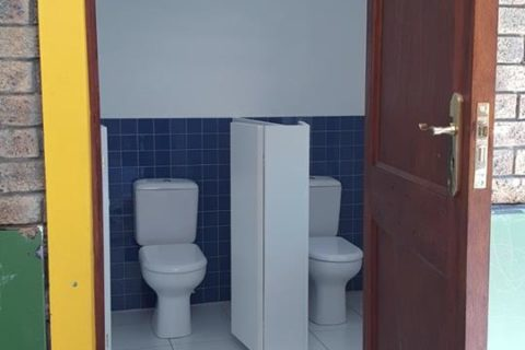 Toilet Renovation – St Martini Nursery